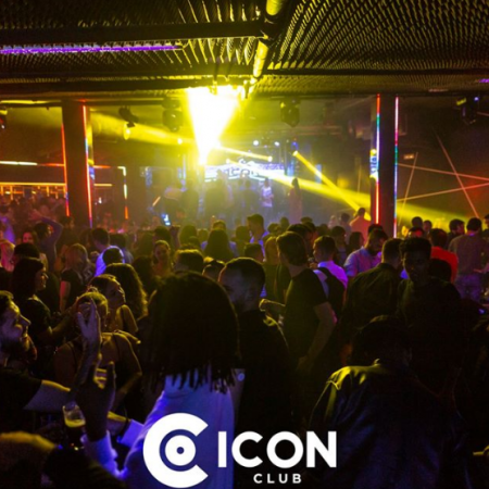Icon Friday Bar Hopping
