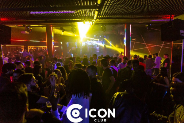 Viernes de Icon Bar Hopping