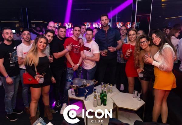 icon club friday barcrawl