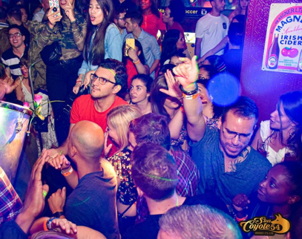 Martes de Coyote Madrid Bar Hopping