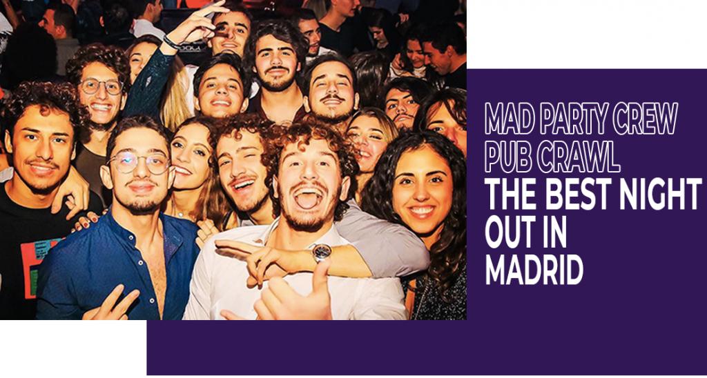 Mad Party Crew Pub crawl