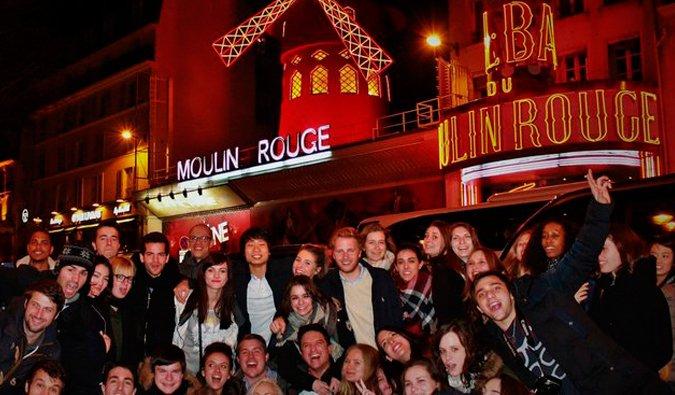 Paris pub crawl
