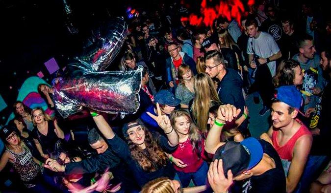 Pub crawl in Vienna