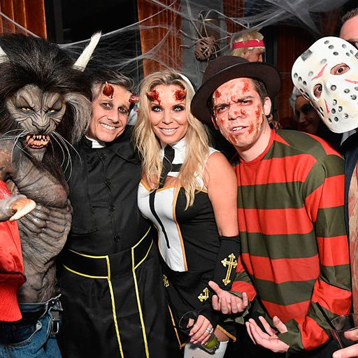 halloween party madrid