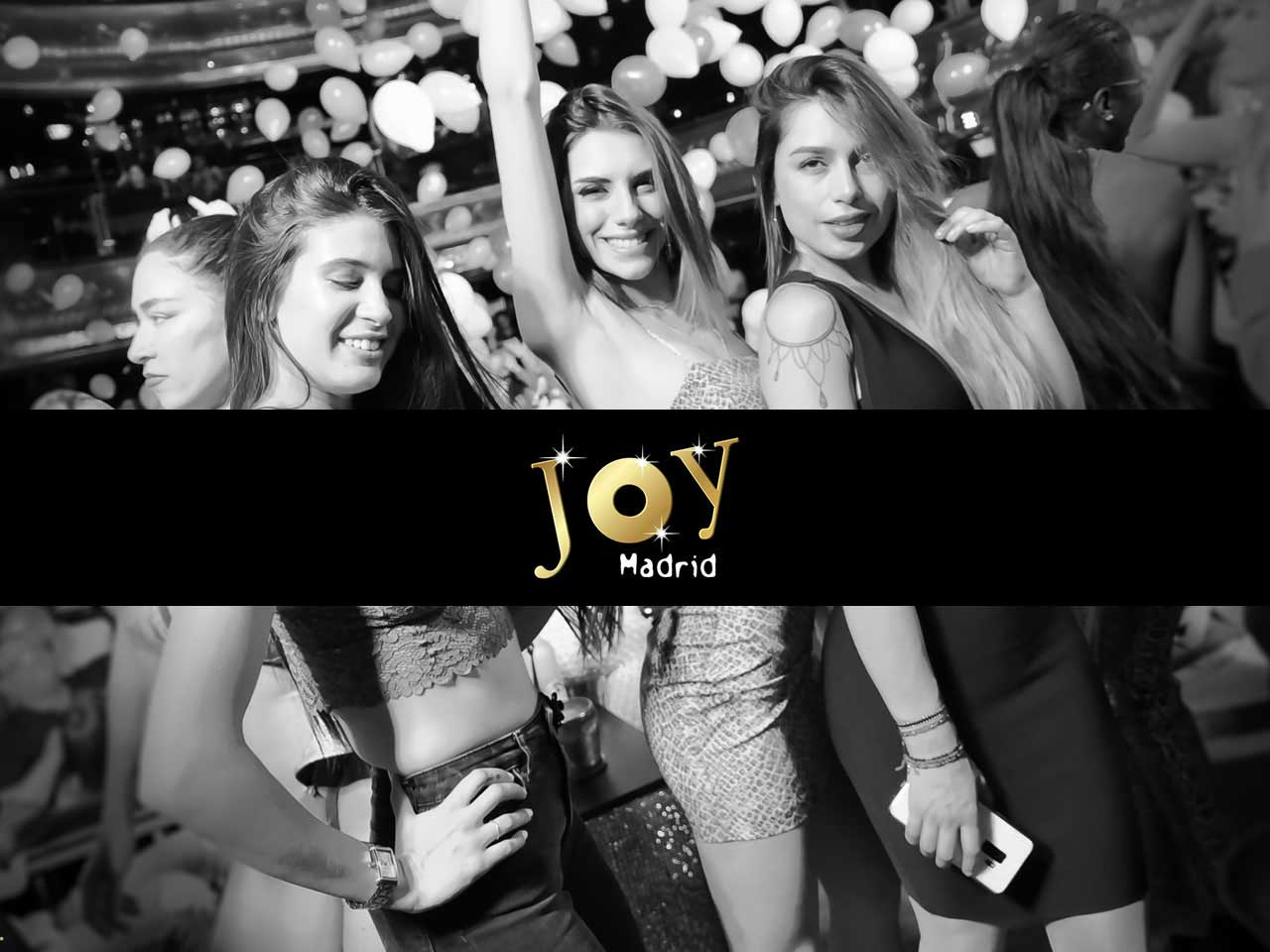 Joy Madrid Club